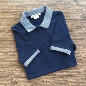 Lacoste Polo shirt sz 36/ US 4